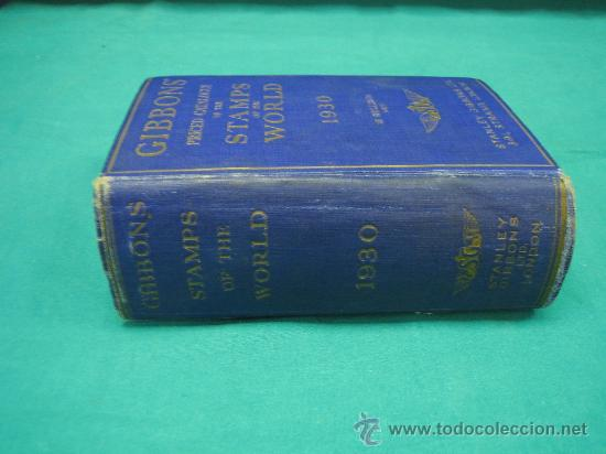 Sellos: Gibbons Priced catalogue of the Stamps of the World año 1930 - Foto 10 - 30747151