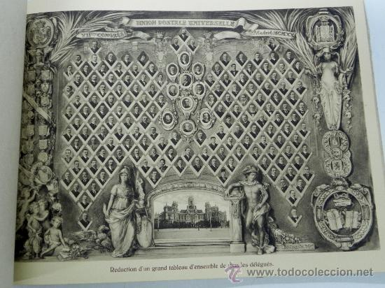 Sellos: HISTORIA DEL VII CONGRESO DE LA UNION POSTAL UNIVERSAL, (HISTOIRE DU VII CONGRES DE L'UNION POSTALE - Foto 3 - 32209876