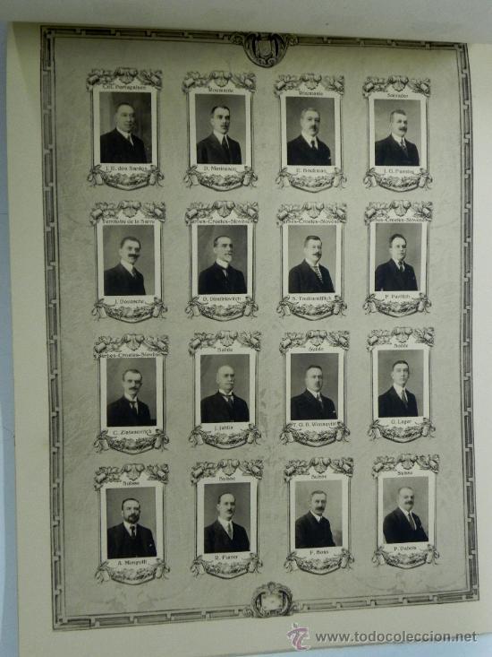 Sellos: HISTORIA DEL VII CONGRESO DE LA UNION POSTAL UNIVERSAL, (HISTOIRE DU VII CONGRES DE L'UNION POSTALE - Foto 4 - 32209876