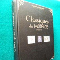 Sellos: YVERT & TELLIER. CLASSIQUES DU MONDE - 1840/1940 - NUEVO -TODOS LOS SELLOS DEL MUNDO- 2010 - 1ª EDIT. Lote 35194865