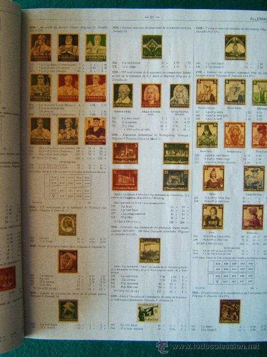 Sellos: YVERT & TELLIER. CLASSIQUES DU MONDE - 1840/1940 - NUEVO -TODOS LOS SELLOS DEL MUNDO- 2010 - 1ª EDIT - Foto 3 - 35194865