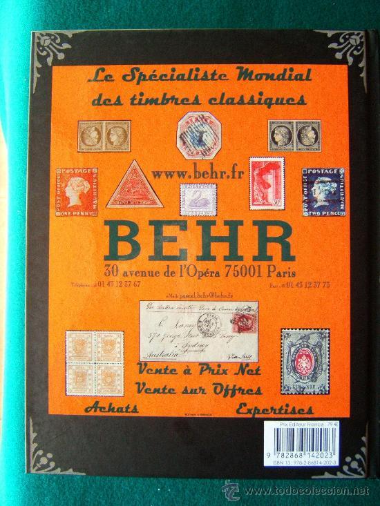 Sellos: YVERT & TELLIER. CLASSIQUES DU MONDE - 1840/1940 - NUEVO -TODOS LOS SELLOS DEL MUNDO- 2010 - 1ª EDIT - Foto 5 - 35194865