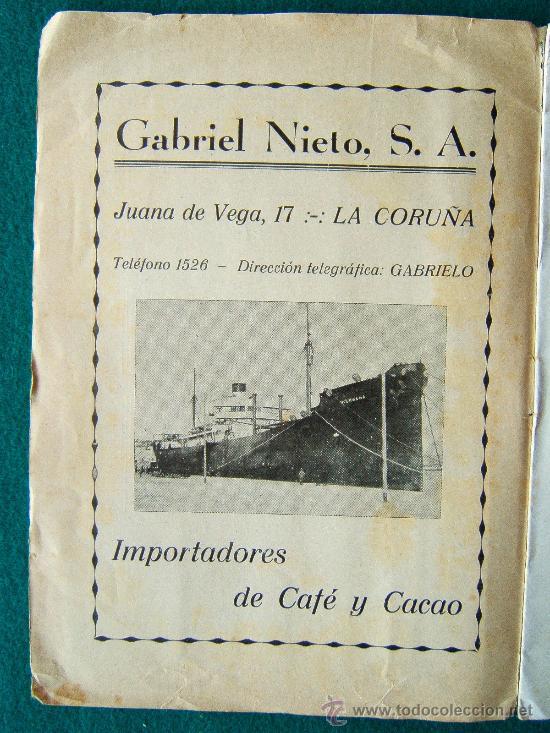Sellos: EL ECO FILATELICO ESPAÑOL - 2 REVISTAS - Nº 1 Y Nº 2 - LA CORUÑA - 1938 - II AÑO TRIUNFAL - Foto 5 - 35204217
