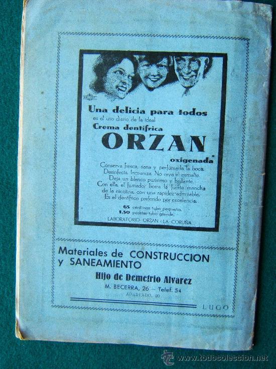 Sellos: EL ECO FILATELICO ESPAÑOL - 2 REVISTAS - Nº 1 Y Nº 2 - LA CORUÑA - 1938 - II AÑO TRIUNFAL - Foto 14 - 35204217