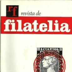 Sellos: REVISTA FILATELIA - Nº 1 SEPTIEMBRE 1967.. Lote 35981130