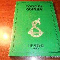 Sellos: CATALOGO FILATÉLICO DE SUBASTAS TODO EL MUNDO 1985 LAIZ SUBASTAS.. Lote 36119111