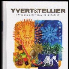 Sellos: YVERT&TELLIER . T.I. SELLOS DE FRANCIA . 2013 . CATALOGUE MONDIAL . CARTONE. Lote 37331861