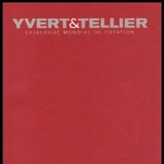 Sellos: YVERT&TELLIER . VOL.VII. 2010 . SELLOS DE PAÍSES DE ULTRAMAR .. Lote 37334014