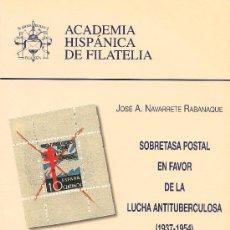 Sellos: DISCURSOS ACADÉMICOS XIII. ACADEMIA HISPÁNICA DE FILATELIA.. Lote 37426453