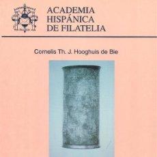 Sellos: DISCURSOS ACADÉMICOS XIV. ACADEMIA HISPÁNICA DE FILATELIA.. Lote 37426584