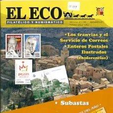 Sellos: 17-779. REVISTA EL ECO FILATÉLICO Y NUMISMÁTICO. Nº 1198. Lote 37594399
