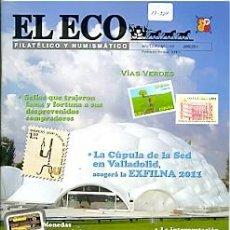 Sellos: 17-781. REVISTA EL ECO FILATÉLICO Y NUMISMÁTICO Nº 1197. Lote 37594437