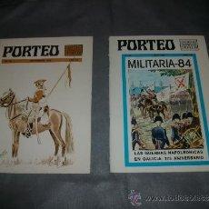Sellos: PORTEO REVISTA DE FILATELIA. Lote 38851079