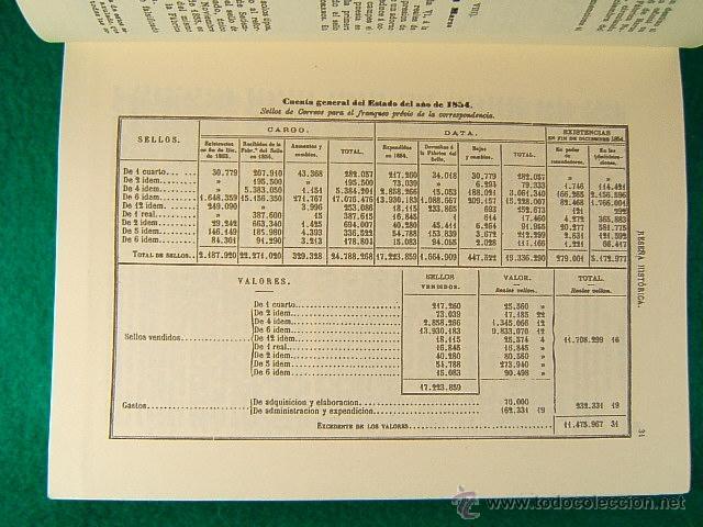 Sellos: RESEÑA HISTORICO DESCRIPTIVA DE LOS SELLOS DE CORREO DE ESPAÑA-ANTONIO FERNANDEZ DURO-2002 DE 1881. - Foto 4 - 39615587