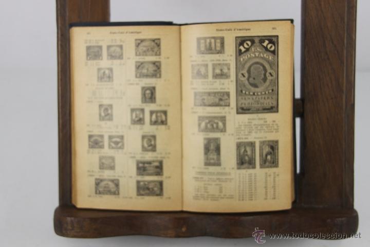 Sellos: 4375- CATALOGUE PRIX COURANT DE TIMBRES POSTE. YVERT & CO. 1927. - Foto 2 - 41298989