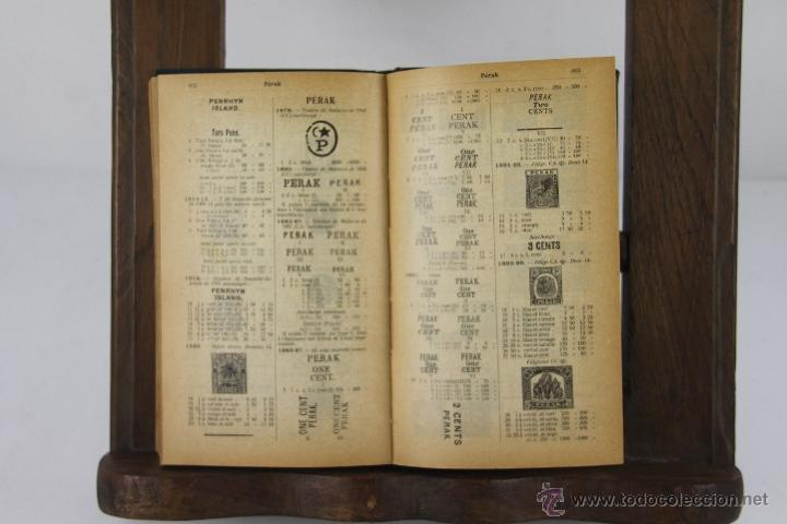 Sellos: 4375- CATALOGUE PRIX COURANT DE TIMBRES POSTE. YVERT & CO. 1927. - Foto 3 - 41298989