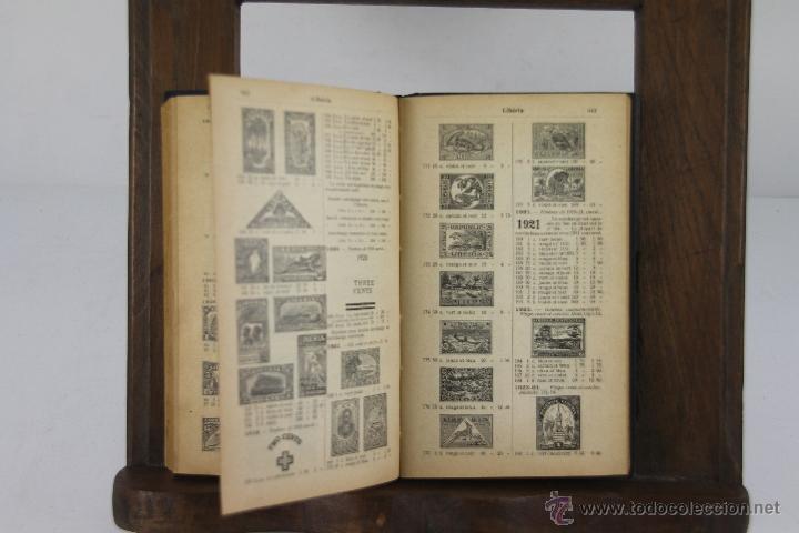 Sellos: 4375- CATALOGUE PRIX COURANT DE TIMBRES POSTE. YVERT & CO. 1927. - Foto 4 - 41298989