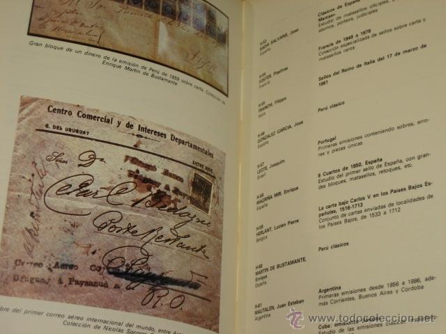 Sellos: 4º CATALOGO EXPOSICION FILATELICA DE AMERICA Y EUROPA - Foto 4 - 41681851