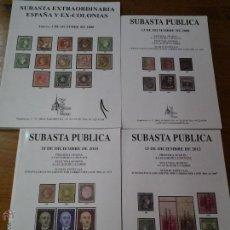 Sellos: CASA DE SUBASTAS DE MADRID SELLOS FILATELIA. Lote 42599086
