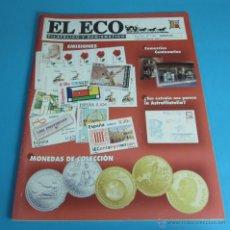 Sellos: EL ECO FILATÉLICO Y NUMISMÁTICO Nº 1149. FEBRERO 2007. Lote 44246800