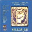 Sellos: CATÁLOGO ESPECIALIZADO EDIFIL 2002 TOMO IV DEPENDENCIAS POSTALES ESPAÑOLAS. Lote 140188354