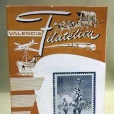 Sellos: REVISTA, VALENCIA FILATELICA, Nº 92, , AGOSTO DE 1973, VALENCIA. Lote 46162570
