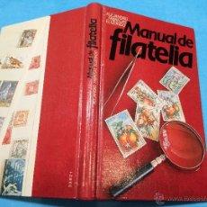 Sellos: MANUAL DE FILATELIA - ALEJANDRO FABREGAS ELIZONDO - COLECCIONISMO DE SELLOS DE CORREOS. Lote 47638947