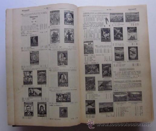 Sellos: CATALOGUE DE TIMBRES POSTE 1942 - Foto 3 - 48559694
