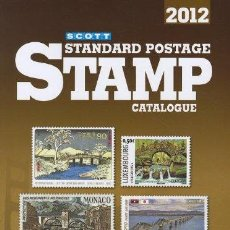Sellos: 2012 SCOTT STANDARD POSTAGE STAMP CATALOGUE, VOL. 4: COUNTRIES OF THE WORLD J-M. Lote 49155355