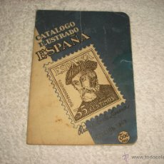 Sellos: CATALOGO ILUSTRADO ESPANA . EDICION 1949. Lote 49902160