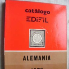 Sellos: CATÁLOGO EDIFIL, ALEMANIA 1979. Lote 50139159