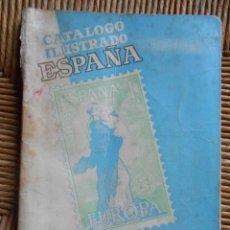 Sellos: CATÁLOGO ILUSTRADO ESPAÑA -EDICIÓN 1964-. Lote 51678333