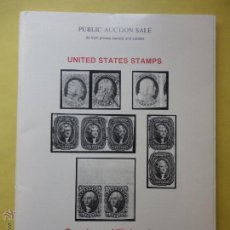 Sellos: FILATELIA. SELLOS. PUBLIC AUCTION SALE. UNITED STATES STAMPS. 1983. Lote 53077970