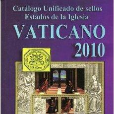 Sellos: EDIFIL CATALOGO VATICANO ED.2010. Lote 54260990