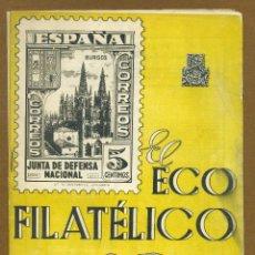 Sellos: EL ECO FILATELICO Nº 36 - 1946. Lote 54915148