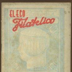 Sellos: EL ECO FILATELICO Nº 18 - 1946. Lote 54935831