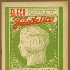 Sellos: EL ECO FILATELICO Nº 24 - 1946. Lote 54935937
