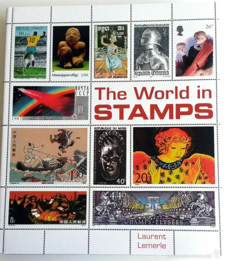 LIBRO: THE WORLD IN STAMPS. (Filatelia - Sellos - Catálogos y Libros)