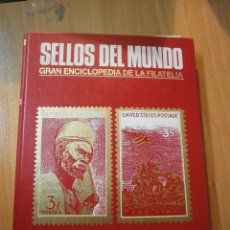 Sellos: SELLOS DEL MUNDO -AFRICA AMERICA-EDICIONES URBION -CARPETA CON SELLOS. Lote 56259571