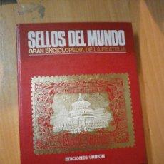 Sellos: SELLOS DEL MUNDO - EDICIONES URBION , ASIA -OCEANIA. Lote 56259706