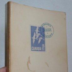 Sellos: THE CANADA BASIC CATALOGUE 3RD EDITION 1965-1967 - K. BILESKI - CATÁLOGO DE SELLOS, STAMPS. Lote 57169101