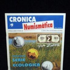 Sellos - REVISTA CRÓNICA NUMISMÁTICA. Nº 50. AÑO 1994 - 57967136