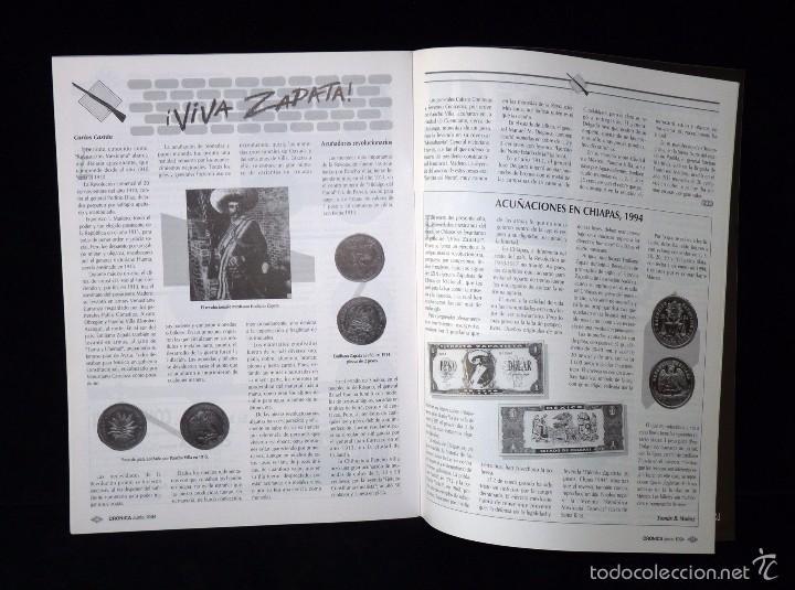 Sellos: REVISTA CRÓNICA NUMISMÁTICA. Nº 50. AÑO 1994 - Foto 2 - 57967136