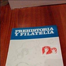 Sellos: LIBRO DE FILATELIA DE JULIO BAÑOS SORIA: PREHISTORIA Y FILATELIA. Lote 57609846