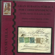 Sellos: CATALOGO - SUBASTA.. Lote 60808503