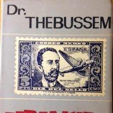 Sellos: KPANKLA Y OTRAS CARTAS FILATÉLICAS - DR. THEBUSSEM. Lote 62903600
