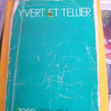 Sellos: CATALOGUE YVERT ET TELLIER.1982 TIMBRES DE FRANCE. TOME 1. Lote 64716907