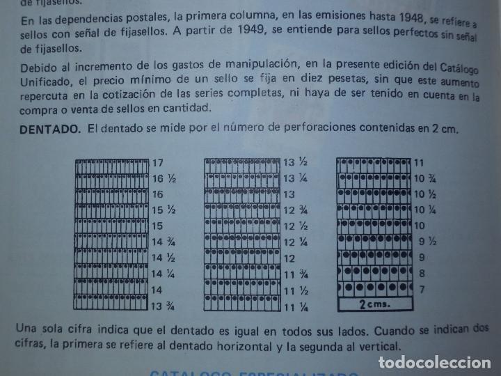 Sellos: Catálogo de sellos España - Unificado Edifil Tomo I - 1984 - Precios -Guia -. - Foto 5 - 66110378