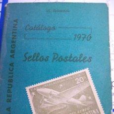 Sellos: CATALOGO 1970 SELLOS POSTLES. REPUBLICA ARGENTINA. Lote 66237506