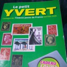 Sellos: LE PETIT YVERT. 2005. Lote 66246378